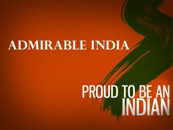 Admirable India