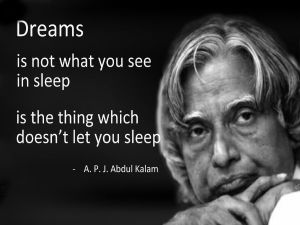 abdul kalam admirable india