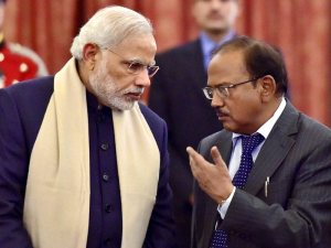 ajit doval and modi admirable india