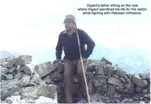 father of vijyant thapar admirable india
