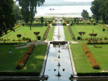 mughal gardens admirable india