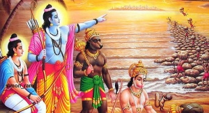 Ram setu in ramayana
