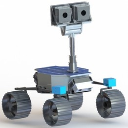Rover-TeamIndus