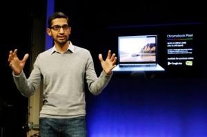 Sundar Pichai CEO Google - admirable india