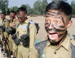 gurkha regimen india