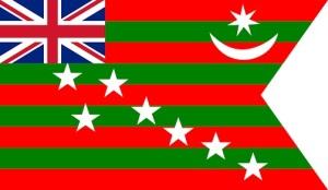 union jack indian flag