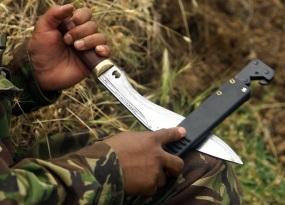 gurkha knife khukuri