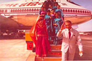jrd tata - indian airlines