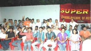 Super 30 batch admirable india