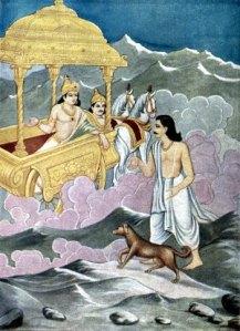 yudhisthira-dog-heaven-mahabharat